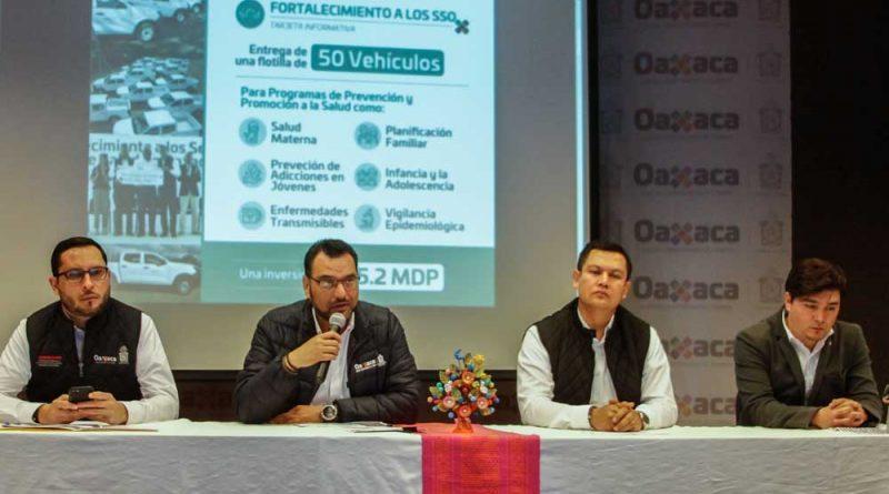 Al 97%, abasto de medicamentos al Hospital de la Niñez Oaxaqueña: SSO