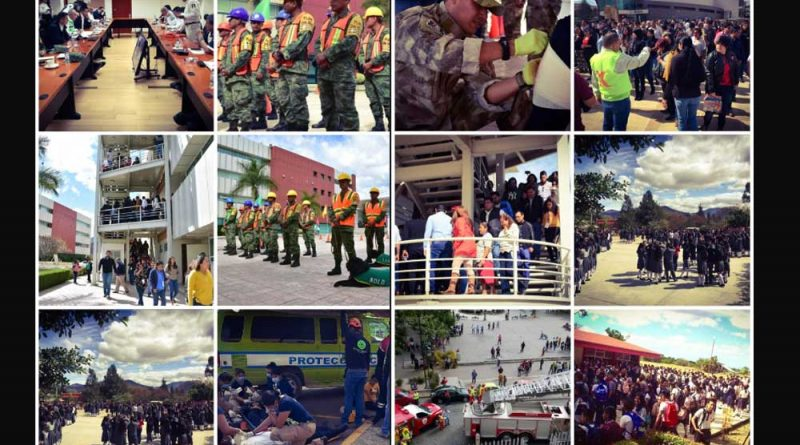 Macrosimulacro, ejercicio exitoso de participación ciudadana y coordinación gubernamental: Murat