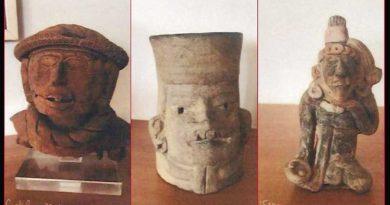 Recupera México 3 piezas arqueológicas que se encontraban en Alemania