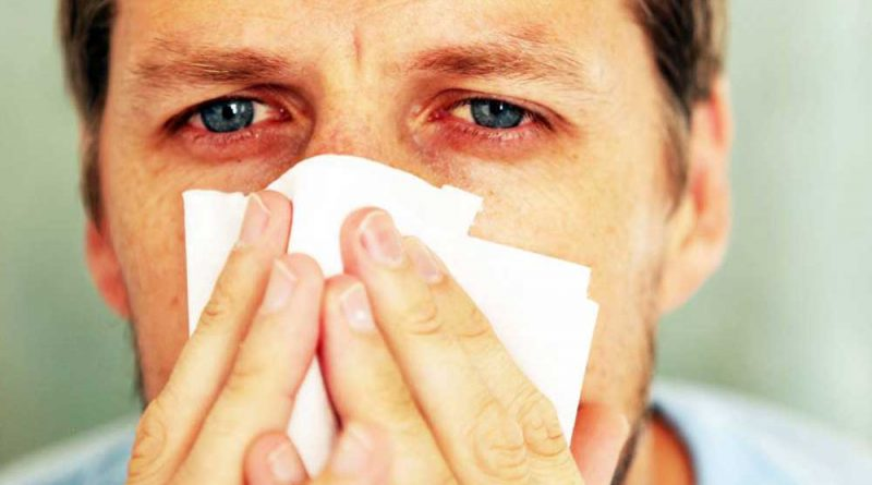 Cada vez somos más alérgicos y estas son las razones