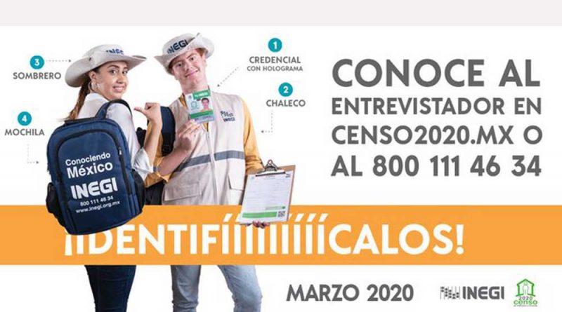 El 2 de marzo comenzará censo del INEGI en Oaxaca de Juárez