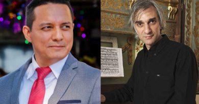 El organista João Vaz y la voz de Felipe Espinosa deleitarán en la Catedral de Oaxaca
