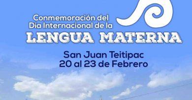 Celebra San Juan Teitipac el 'Día internacional de la Lengua Materna'