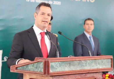 Agradece gobernador Murat solidaridad del Ejército con pueblo oaxaqueño