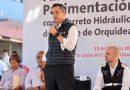 Anuncia Murat proyecto de pavimentación en la Colonia Antiguo Aeropuerto