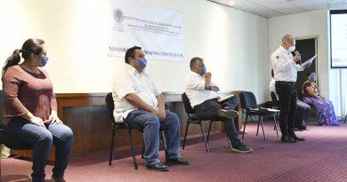 Reconoce Congreso estatal instalación de Consejos Municipales de Protección Civil