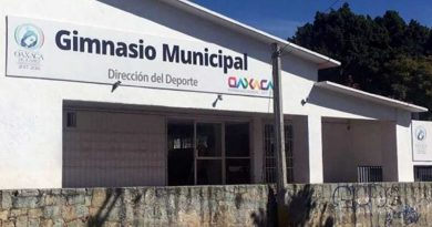 Gimnasio Municipal no recibe a pacientes con Covid-19, aclara Ayto
