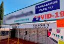 Clausura Ayto citadino laboratorio de análisis Covid-19 ante protesta de vecinos