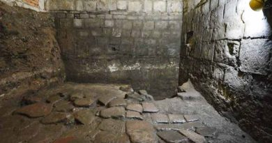 Descubren en CdMx restos del Palacio de Axayácatl y de la casa de Cortés