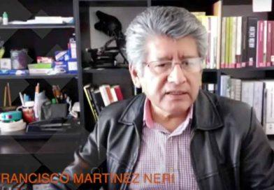 Firme, Eduardo Bautista en la Rectoría de la UABJO por tiempo indefinido