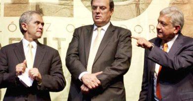 El día que AMLO y Ebrard dieron la espalda a Mancera por traidor
