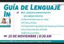 Presenta DIEG-UABJO la 'Guía de lenguaje incluyente y no sexista'