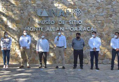 Reabren Monte Albán al público a partir de este martes 24 de noviembre