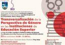 Realizará DIEG-UABJO Jornada académica virtual en favor de las mujeres