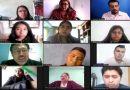 Imparte IEEPO taller de fomento a la lectura en Normal de Teposcolula