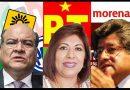 Ola de inconformidades entre partidos por designación de candidatos a la alcaldía de Oaxaca de Juárez