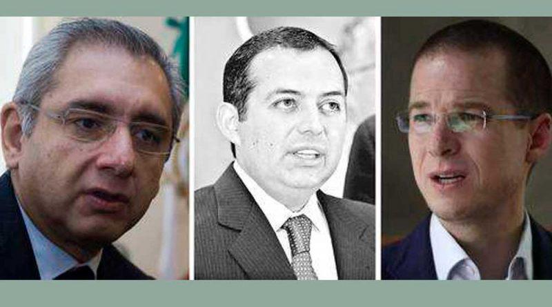 Fiscalía va por Ricardo Anaya y ex senadores involucrados en el caso Odebrecht