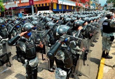 Aumentarán sus tropas, México, Honduras y Guatemala para frenar migración rumbo a EU