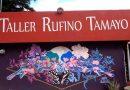 Taller Rufino Tamaño, cuna de jóvenes artistas durante más de 45 años