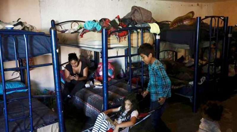 Operativo en México para frenar tráfico infantil de migrantes centroamericanos