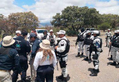 Continúa plan de búsqueda de Claudia Uruchurtu, en colaboración con la CNB: FGEO