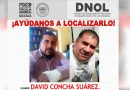 Emiten ficha de búsqueda de David Concha, ex funcionario de los SSO