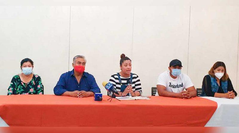 Denuncian violencia en la detención de Lizbeth Victoria, edil de Nochixtlán