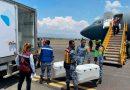 Llega a Oaxaca nuevo cargamento de vacunas contra Covid-19