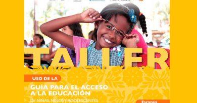 Taller sobre la educación en contextos de migración y trabajo infantil