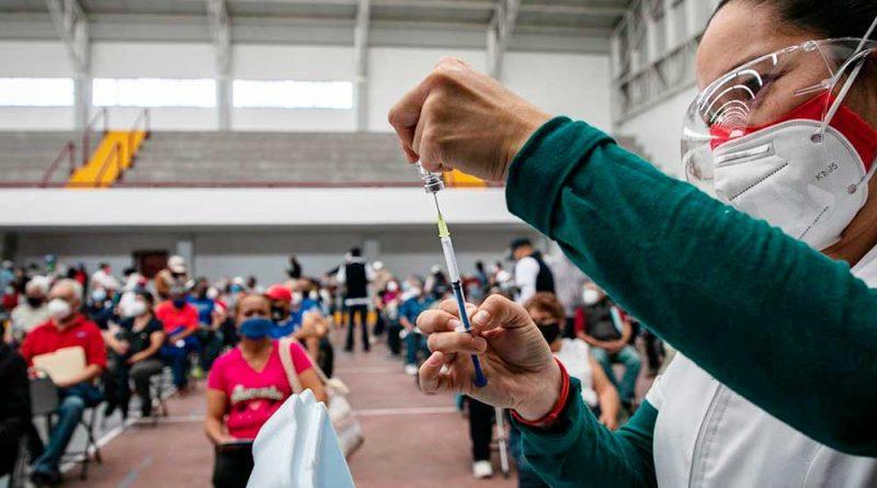 Concluirá el 21 de mayo la vacunación del sector educativo en México