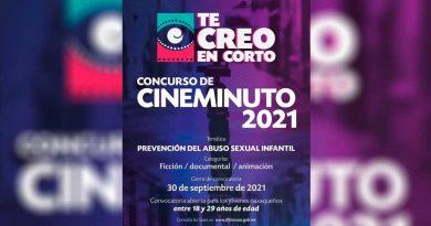 """Convoca DIF de Oaxaca al 3er certamen de cineminuto """"Te Creo en Corto 2021"""""""