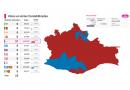 Crónica de una contienda electoral anunciada; Morena arrasa en Oaxaca