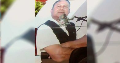 Periodista asesinado en Tehuantepec solicitaba protección por amenazas