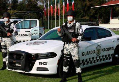 Guardia Nacional será integrada como tercera fuerza armada de la Sedena