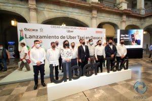 Uber, de competencia de taxistas, a aliado de concesionarios en Oaxaca