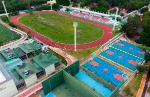 Secretaría de Administración fortalece medidas sanitarias en el Polideportivo