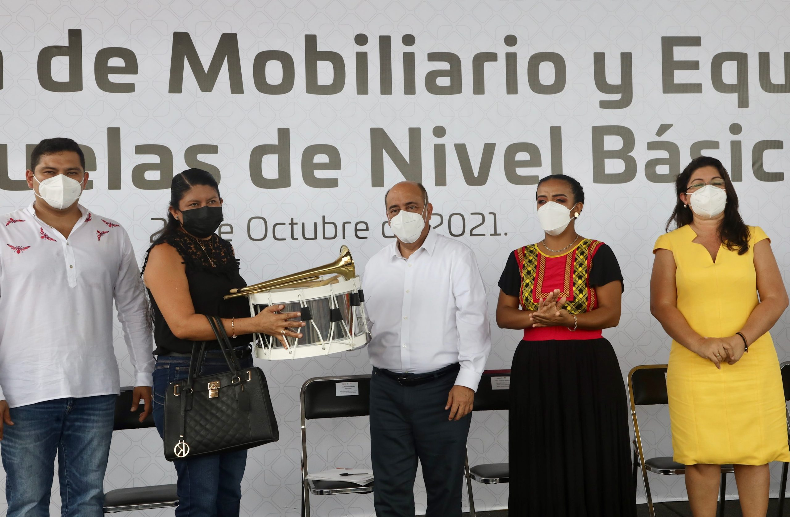 Educación, pilar para el desarrollo de Oaxaca: Francisco Ángel Villarreal