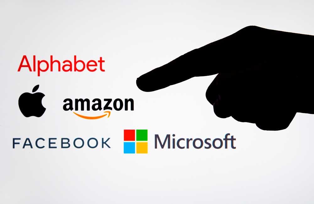 Ahora podrán acceder a tus datos financieros, Amazon, Google, Facebook y otras Big Techs