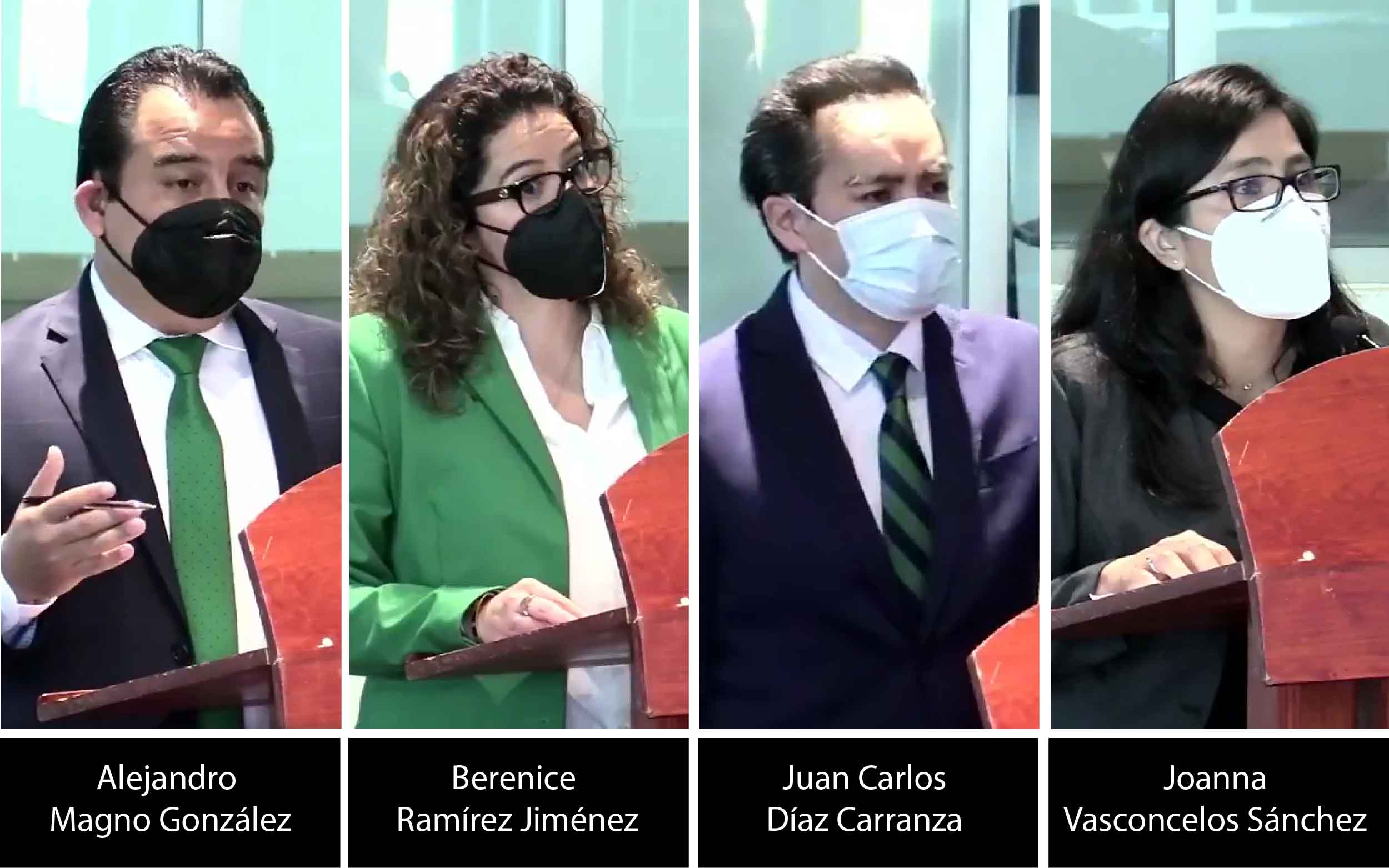 Aspirantes a magistrados del TSJ de Oaxaca, entre polémicas acusaciones