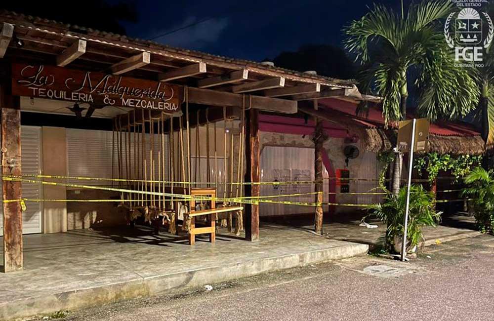 Balacera en restaurante de Tulum deja dos turistas extranjeras muertas