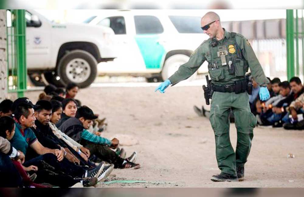 Estados Unidos rompe récord de detenciones de migrantes en frontera con México: Washington Post