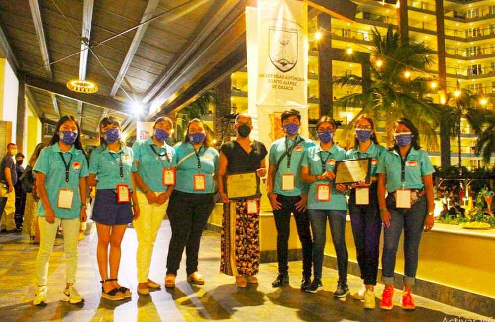 La UABJO participa en el Congreso de Investigación Científica del Pacífico