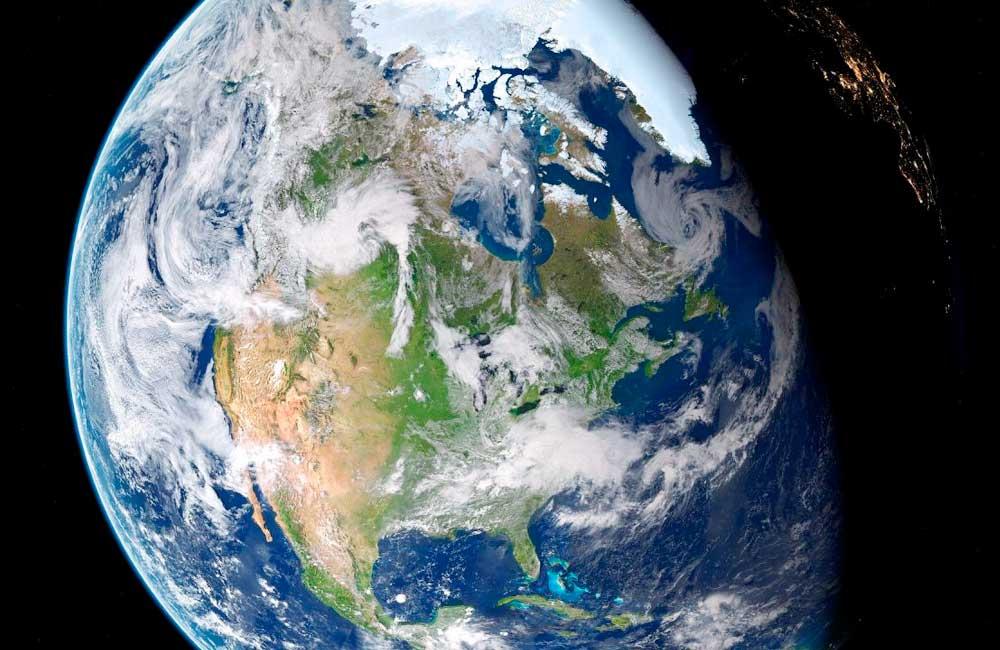 Estudio advierte que la Tierra podría volcarse sobre su propio eje