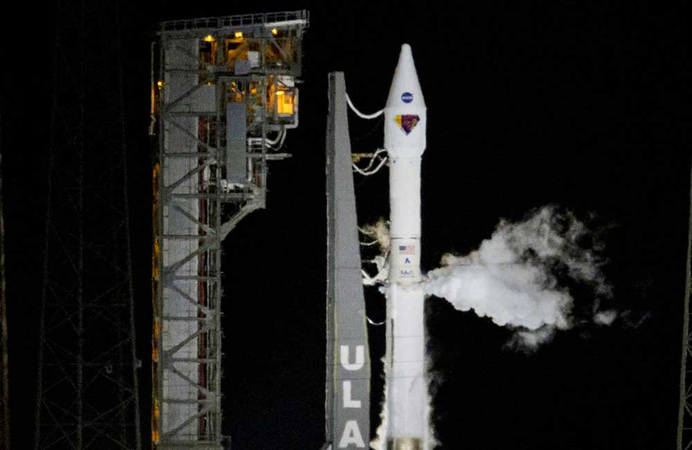 Lucy, la sonda espacial que volará 12 años junto con lejanos asteroides troyanos