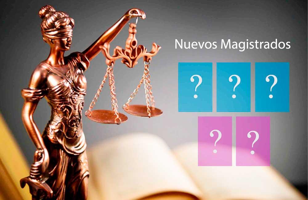 Nombramiento de 5 nuevos magistrados de Oaxaca, en las manos del Congreso