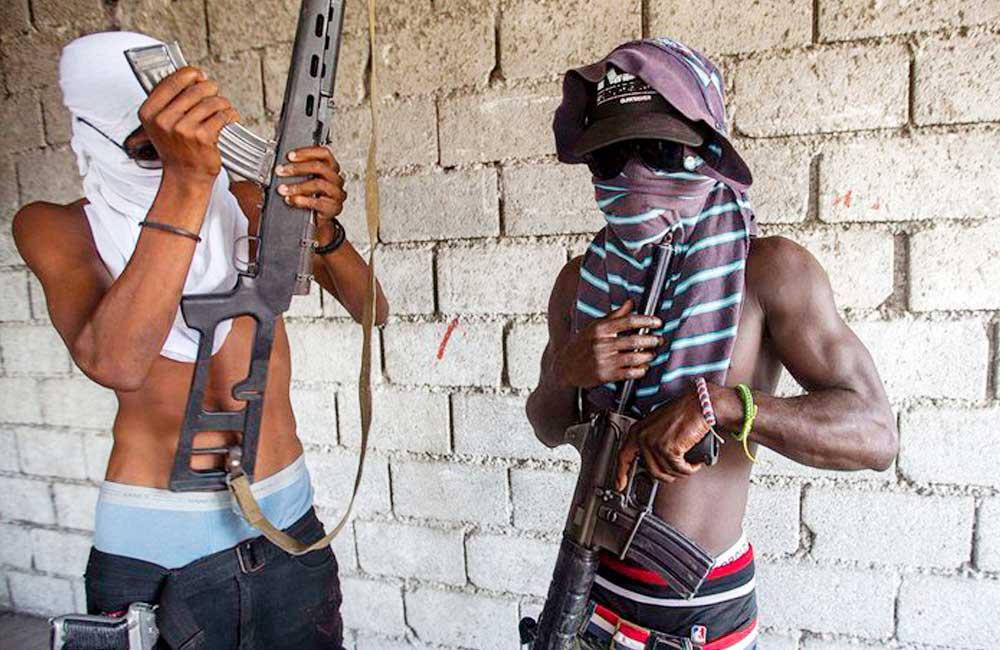 Pandilla de Haití exige un rescate de 17 millones de dólares para liberar a 17 misioneros extranjeros