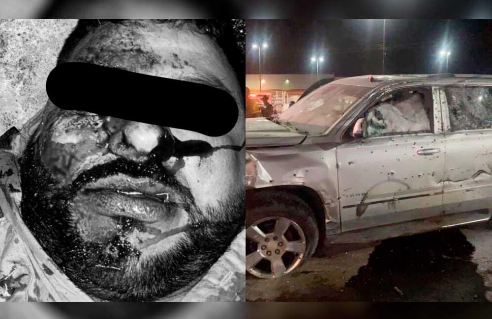 """Abaten al """"Tigre""""  líder del CDG, tras balaceras en Matamoros, Tamaulipas"""