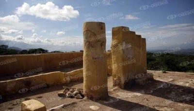 Y data de mediados del siglo XIV, según los arqueólogos del INAH. Fotoes.mx